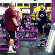 siłownia, sportowcy